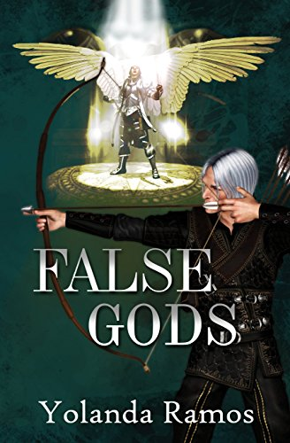 False Gods (The Sentinel Book 2) by [Ramos, Yolanda]