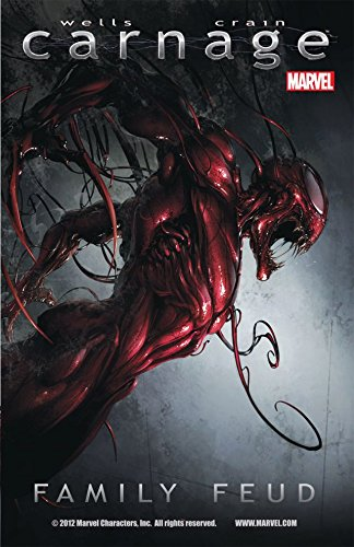 Amazoncom Carnage Family Feud Carnage Vol 1 Ebook Zeb Wells