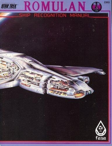 Romulan Ship Recognition Manual (Star Trek RPG) (Ship Romulan)