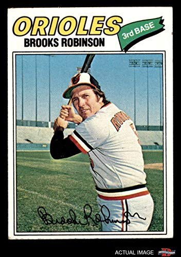 Buy brooks robinson 1977