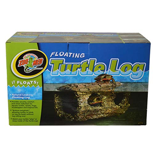 Zoo Med Floating Turtle Log]()