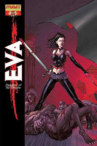Eva: Daughter of the Dragon #1B VF/NM ; Dynamite comic book