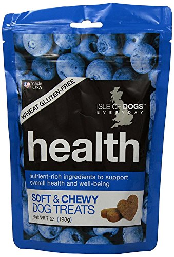 Isle Of Dogs Health Soft Chew Dog Treat, 7-Ounce
