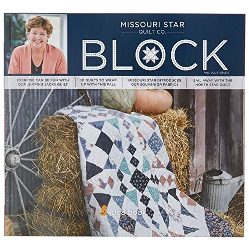 Missouri Star Block Quilt Magazine~Fall 2018 Vol 5#5 ()