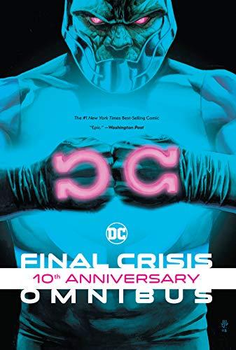 Price comparison product image Final Crisis 10th Anniversary Omnibus