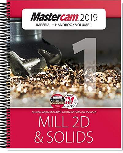 Amazon com: MasterCam 2019 HANDBOOK 1 - MasterCam Version