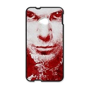 Dexter Blood HTC One M7 Cell Phone Case Black Exquisite designs Phone Case KM595252
