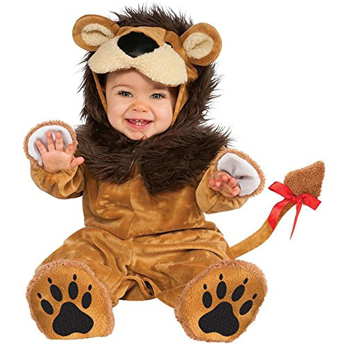 Lil Lion Baby Costume - 6-12 Months