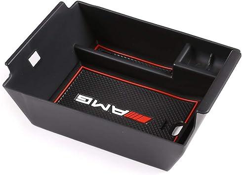 Diyucar Aufbewahrungsbox Für Die Mittelkonsole Und Armlehne Für Mb Gle Klasse W167 Gle350 400 Baujahr 2020 Auto