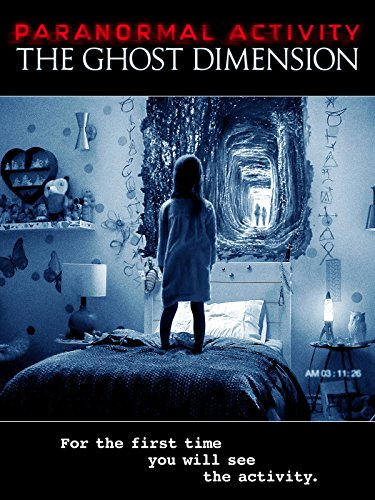 Paranormal Activity: The Ghost Dimension]()