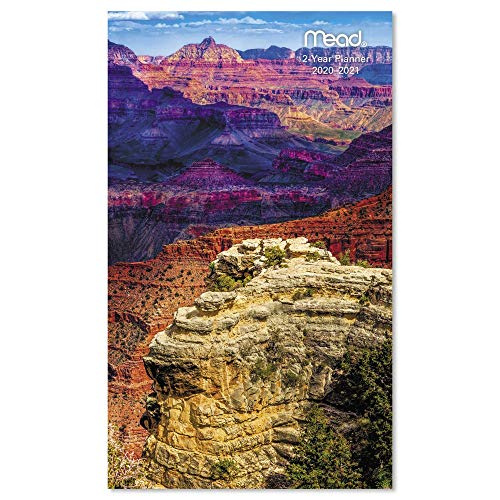 (2020 Scenic 2-Year Monthly Pocket Planner (TL25301020))