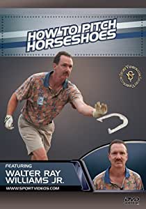 How to Pitch Horseshoes featuring Walter Ray Williams Jr.