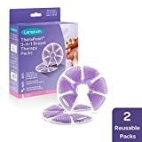 Lansinoh TheraPearl 3-in-1 Breast Therapy Pack (2 Count)