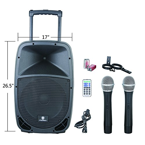 PRORECK FREEDOM 15 Rechargeable Bluetooth product image