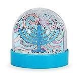 Zion Judaica Hanukkah Do-It-Yourself Hanukkah Waterglobe (6)