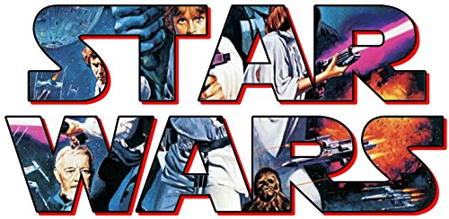 Star Wars Iron On Transfers - Star Wars - For Light-Colored Materials - Iron On Heat Transfer 8