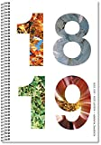 Student Planner Academic Year August 2018 - July 2019 / 5.5'' X 8.5''