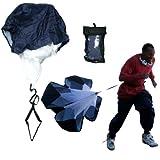 "Speed Training Resistance Parachute Power Running Chute - Medium (48"" Size)"