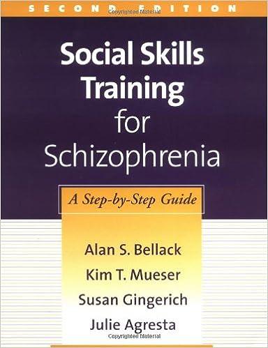 Adult Social Skills Training