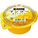 マルハニチロ 果汁in!0kcalマンゴー ナタデココ入り 150g×6個