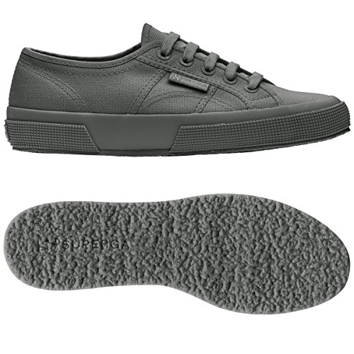 adulto GREY TOTAL Sneaker S003I10 COTUSHIRT 2750 DK SAGE unisex Superga FXSBqB