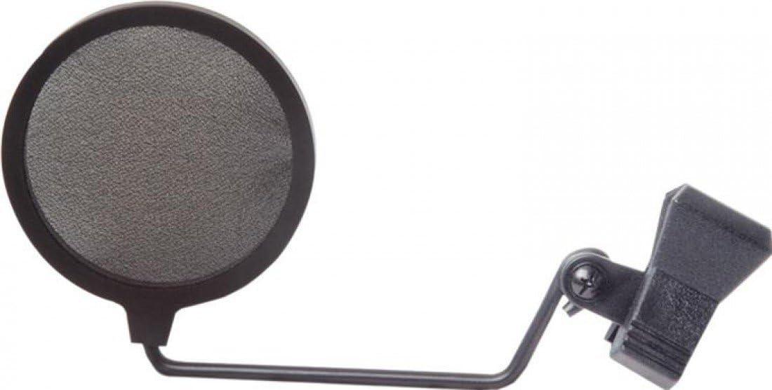Soundlab Pop Shield with Spring Loaded Clip