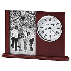 Howard Miller Portrait Caddy II Table Clock