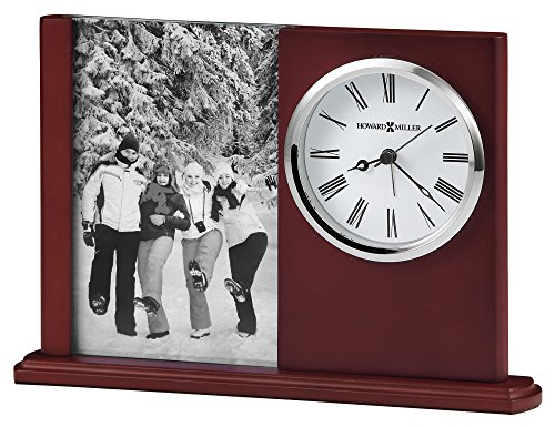 - Howard Miller Portrait Caddy II Table Clock
