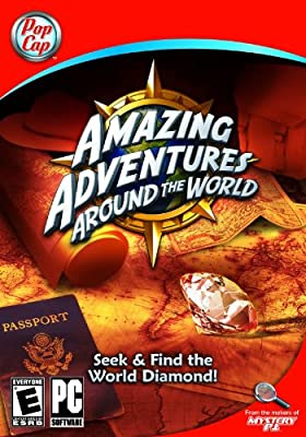 Amazing Adventures Around the World [Online Game Code]