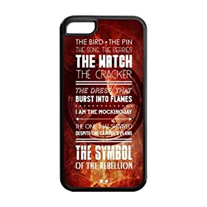 Hunger Games Cellphone case, iphone 5/5s iphone 5/5s cover, iphone 5/5s iphone 5/5s case, Cellphone Accessories, Cover for iphone 5/5s iphone 5/5s