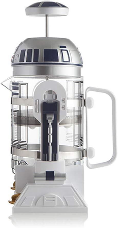 Cafetera de prensa francesa Robot para el hogar, máquina de café ...