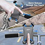 Bike Phone Mount, VUP Bicycle Motorcycle Phone