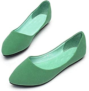 YOPAIYA Zapatos Planos de Moda de Cuero cosidos a Mano Womens Sandalias Mujer Zapatos Zapatos Wome Agujero Agujero Femenino
