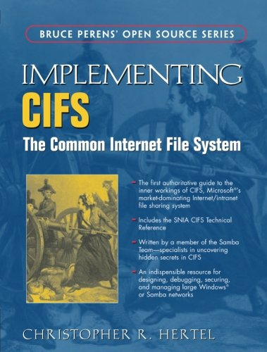 Implementing CIFS: The Common Internet File System