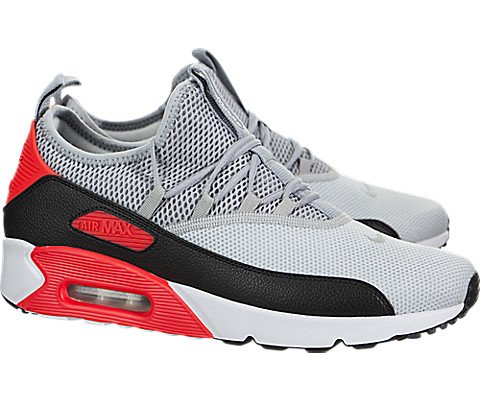 Nike Mens Air Max 90 EZ Running Shoes Pure PlatinumWolf