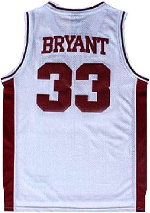 Amazon.com: Fahgste Kobe 33 Legend Jerseys - Camiseta de ...