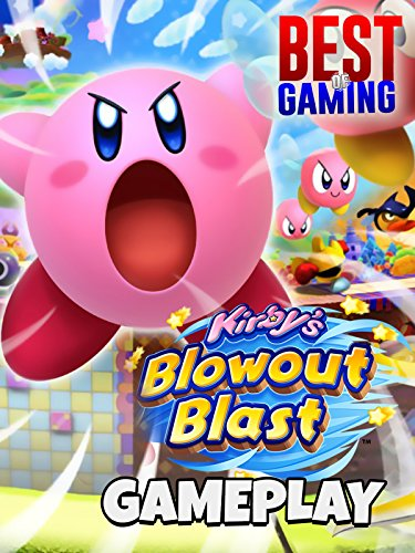 Clip: Kirby's Blowout Blast Gameplay - Best of Gaming!