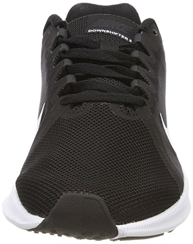 Nero Downshifter Donna 001 white black anthracite Nike Running Scarpe 8 XSnq4F