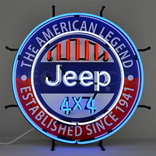 Neonetics Jeep 4X4 The American Legend NEON -