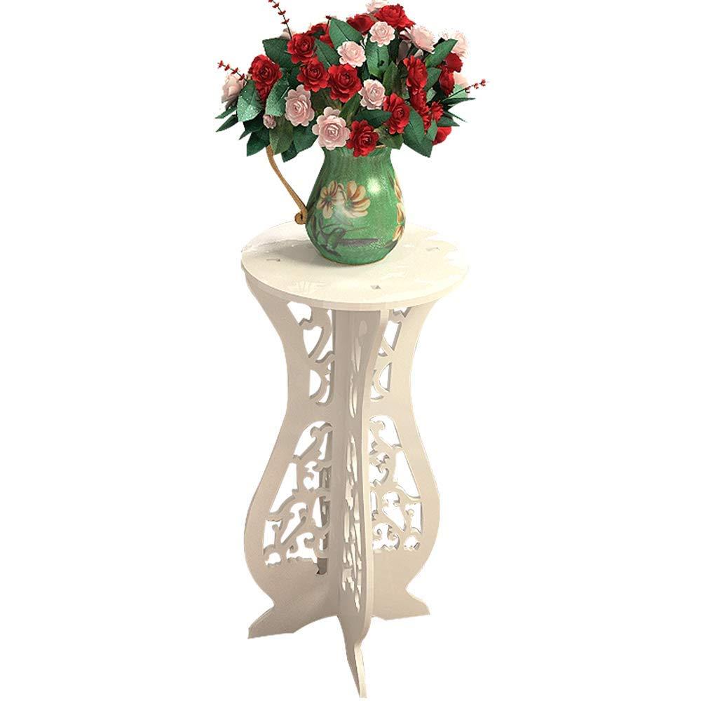 Espositore per piante con espositore per piante da Fiore cornice in ferro battuto multistrato da interno soggiorno Assemblea Balcone a pavimento stoccaggio carnosa verde vaso di fiori mensola Cremagli
