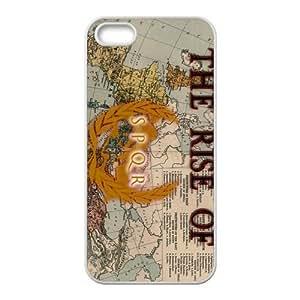 iPhone 5, 5S Phone Case SPQR AQC002200884317