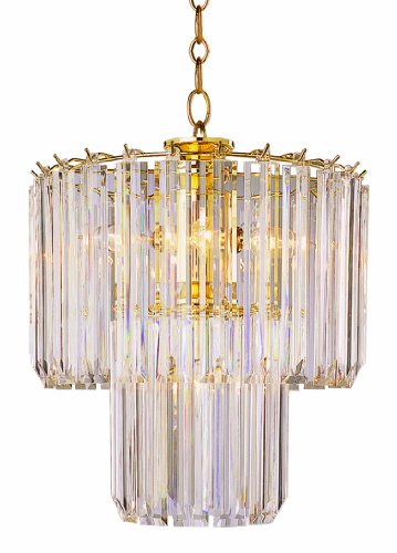 Tiered Pendant Light