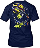 Teespring Unisex Rossi Vr 46 Fan Hanes Tagless T-Shirt X-Large Navy offers