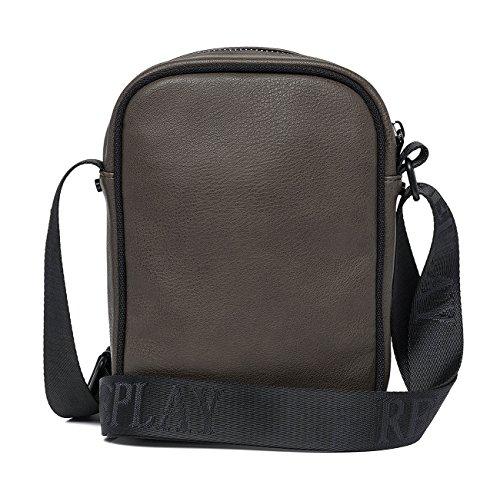 y Grey Gris REPLAY 000 Dk Fm3339 de Shoppers Mouse a0132a hombro Hombre bolsos TRZHT