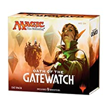 Magic the Gathering (MTG) Oath of the Gatewatch Fat Pack