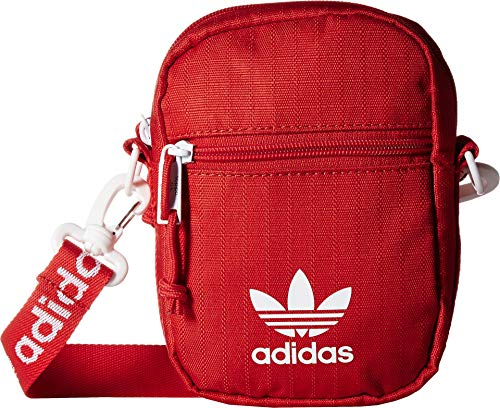 red adidas bag - 4