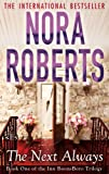 Front cover for the book The Next Always by Nora Roberts