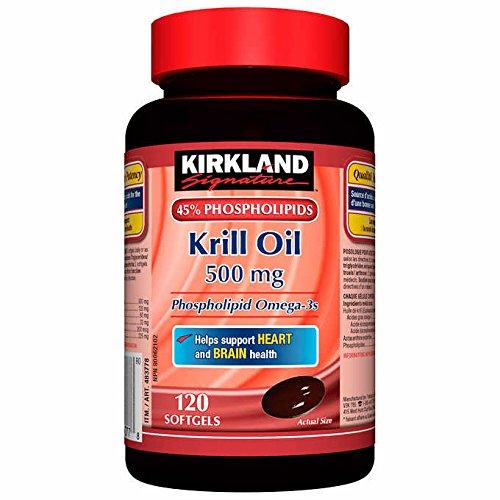kirkland omega 3 krill oil - 2