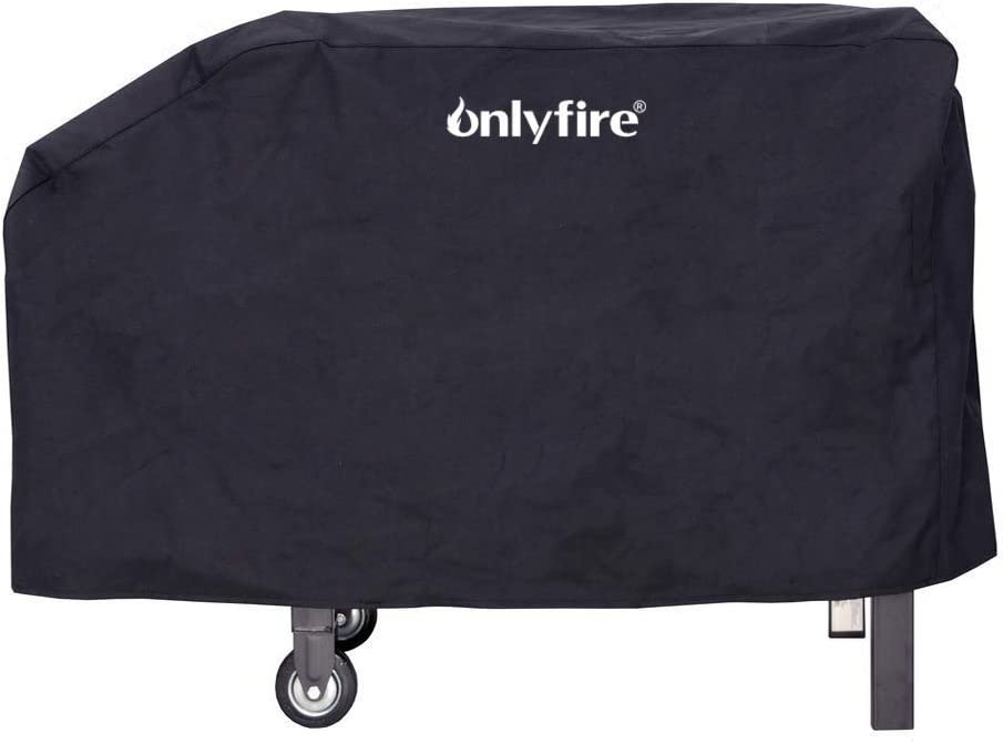 onlyfire 28 Inch Cover Fits for Blackstone Outdoor Cooking Gas Grill Griddle Station : Garden & Outdoor