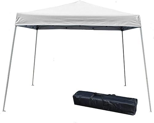 Impact Canopy 40000001 Slant Leg Canopy, 10 x 10 , White